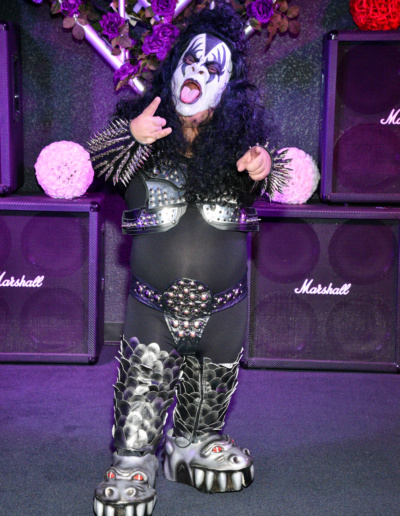 Mini Gene Simmons
